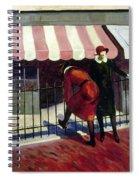 Du Bois Shops, 1922 Spiral Notebook