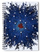 Dual Citizenship 1 Spiral Notebook