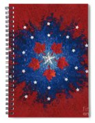 Dual Citizenship 2 Spiral Notebook
