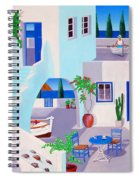 Dual Horizons Spiral Notebook