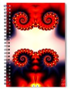 Duality Spiral Notebook