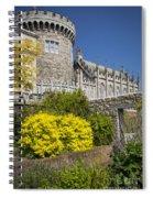 Dublin Castle Spiral Notebook