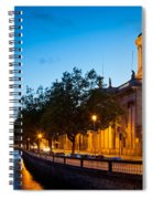 Dublin Four Courts Spiral Notebook