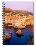 Dubrovnik Spiral Notebook