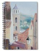 Dubrovnik Croatia Spiral Notebook