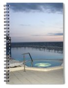 Dubrovnik Palace Spiral Notebook