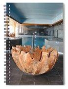 Dubrovnik Palace Pool Spiral Notebook