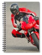 Ducati 900 Supersport Spiral Notebook