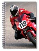 Ducati No. 719 Spiral Notebook