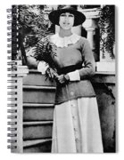 Duchess Of Windsor (1896-1986) Spiral Notebook
