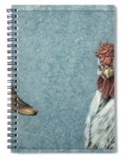 Duck Chicken Spiral Notebook