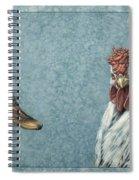 Duck Chicken Spiral Notebook