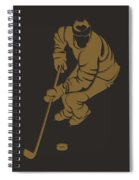 Ducks Shadow Player3 Spiral Notebook