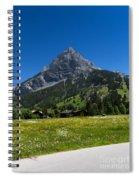 Duendenhorn Mountain Spiral Notebook