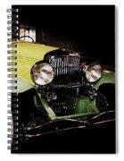 Duesenberg 1931 Spiral Notebook