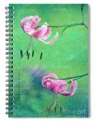 Duet - 9t01b Spiral Notebook
