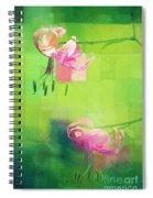 Duet - J052064173gr Spiral Notebook