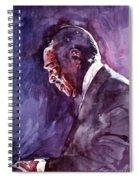 Duke Ellington Mood Indigo Sounds Spiral Notebook