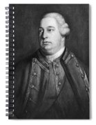 Duke Of Cumberland (1721-1765) Spiral Notebook
