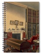 Dukes Own Room, Apsley House, By T. Boys Spiral Notebook