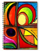 Dulce Spiral Notebook