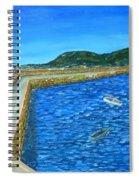 Dun Laoghaire Spiral Notebook
