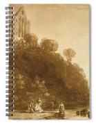 Dunblane Abbey Spiral Notebook