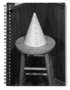 Dunce Hat Spiral Notebook