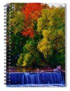 Dundee Dam Spiral Notebook