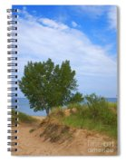 Dune - Indiana Lakeshore Spiral Notebook