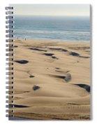 Dune Beach Spiral Notebook