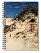 Dune Glue Spiral Notebook