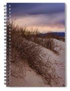 Dune Grass Spiral Notebook