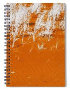 Dune Grasses Spiral Notebook