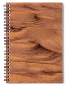 Dune Patterns - 248 Spiral Notebook