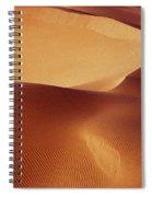 Dunes - 192 Spiral Notebook