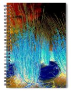 Dunes At Dusk Spiral Notebook