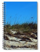 Dunes Of Turks Spiral Notebook
