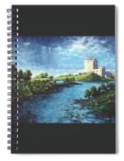 Dungaire Castle Spiral Notebook
