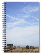 Dungeness Days 2 Spiral Notebook