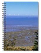 Dungeness Harbor Spiral Notebook