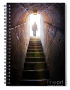 Dungeon Exit Spiral Notebook