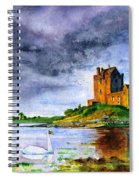 Dunguaire Castle Ireland Spiral Notebook