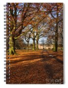Dunham Massey Spiral Notebook