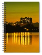 Dunlawton Morning Spiral Notebook
