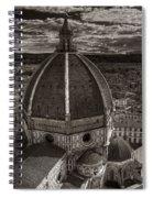 Duomo Dalla Campanile  Spiral Notebook