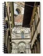 Duomo In Firenze Spiral Notebook