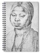 Durer Slave Woman, 1521 Spiral Notebook