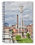 Durham  Spiral Notebook