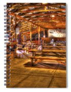 Durhamtown Redneck Bar Art Spiral Notebook